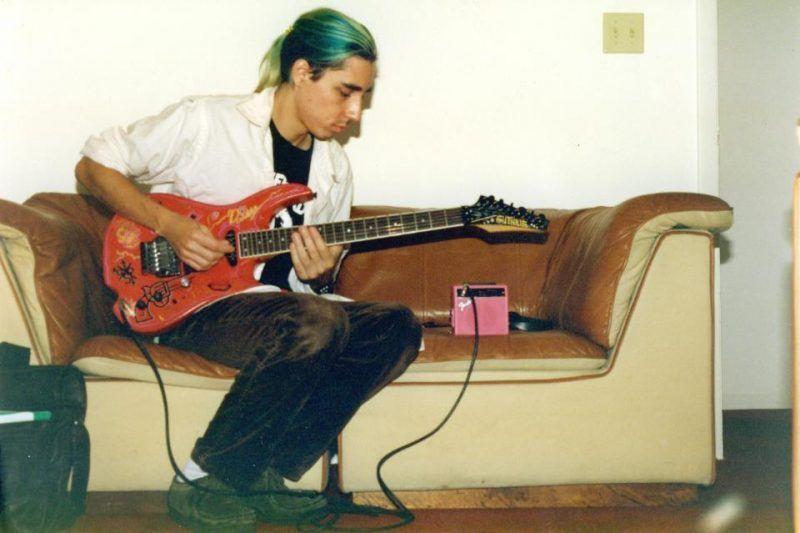 Fallece Daisy Berkowitz, fundador de Marilyn Manson