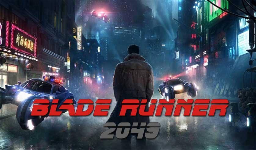 Blade Runner 2049 (Dennis Villeneuve)