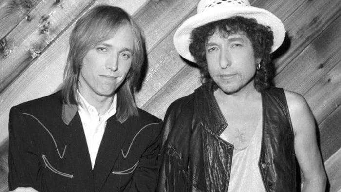 Bob Dylan rinde homenaje a Tom Petty