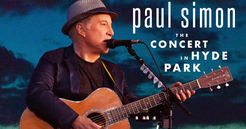 Paul Simon – The Concert in Hyde Park (Sony)