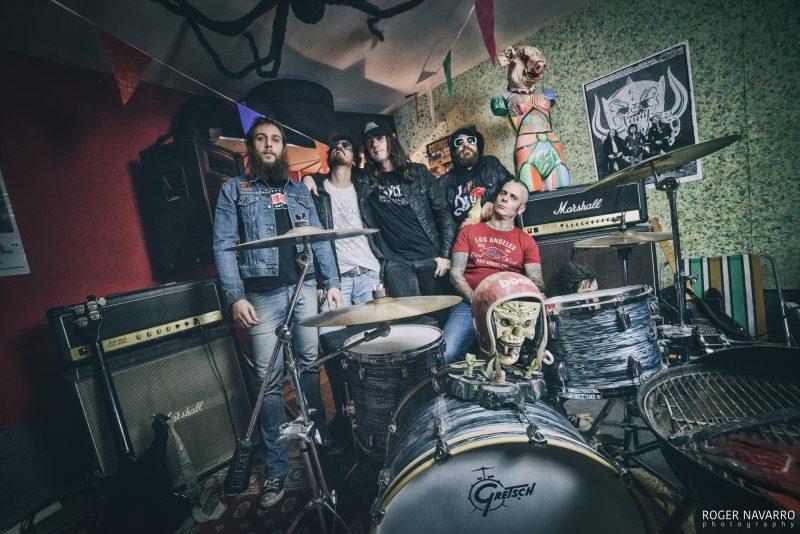 Deadyard: Rock'n'roll sucio y callejero
