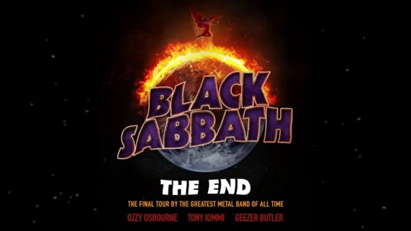 Black Sabbath – The End of the End (Eagle)