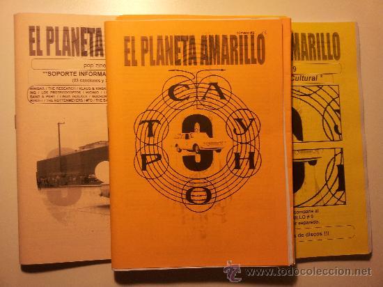 El Planeta Amarillo nº 18 ya está disponible