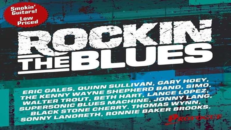 VV.AA – Rockin' The Blues (Provogue/Top Artist Promotion)