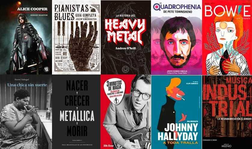 ¿Qué libros musicales compro en Sant Jordi?