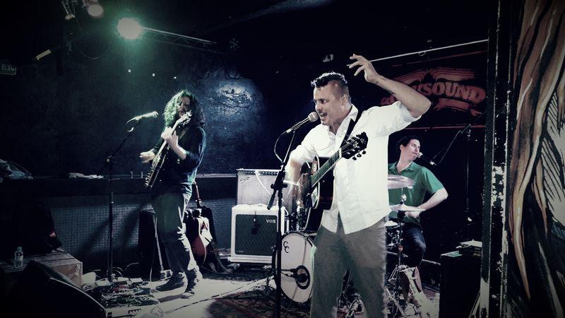 The Yawpers – Rocksound (Barcelona)