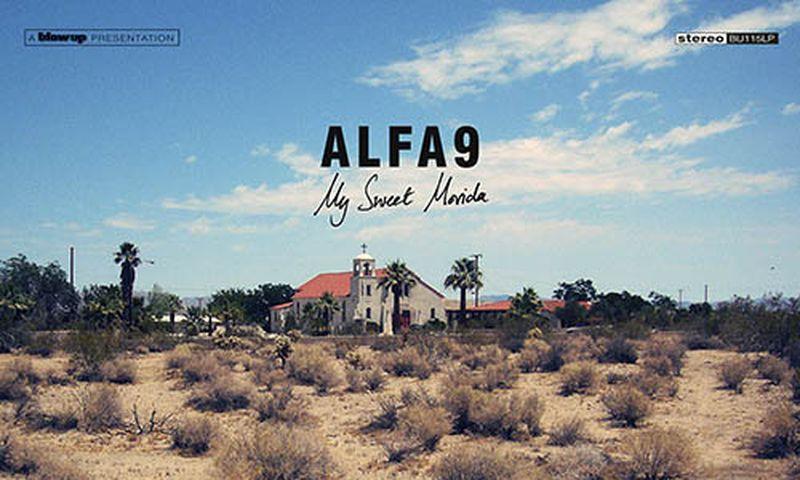 Nuevo disco de Alfa 9, escucha su primer single