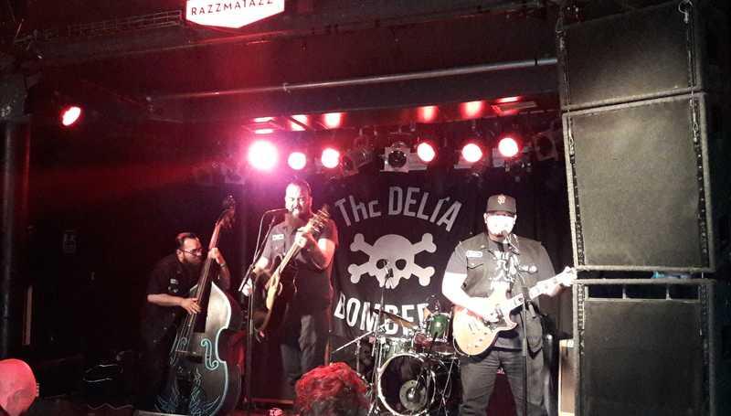 The Delta Bombers – Razz3 (Barcelona)