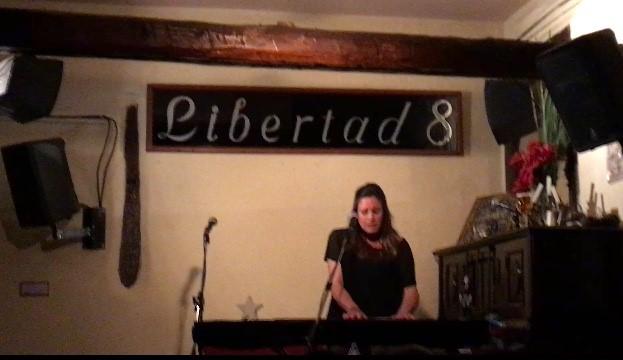 Rebeca Jiménez – Libertad 8 (Madrid)