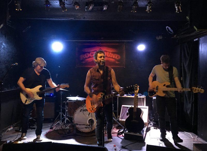 Reto Burrell – Rocksound (Barcelona)