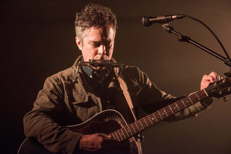 M Ward – Vida On The Road, La Nau (Barcelona)