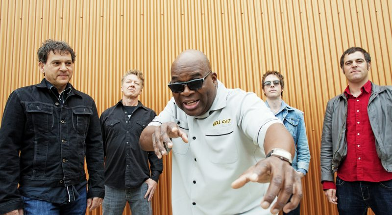 Concierto de la semana: Barrence Whitfield & The Savages