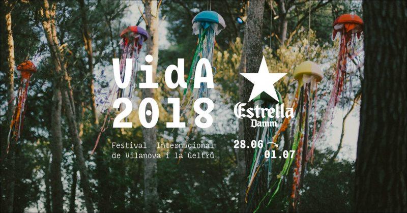 Festivalitis Aguda: Vida Festival 2018