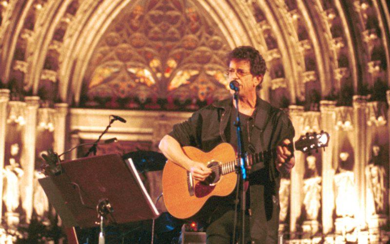 Lou Reed, una noche salvajemente perfecta