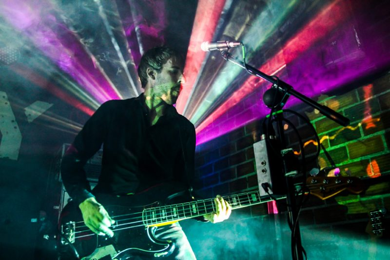 A Place to Bury Strangers – Sidecar (Barcelona)
