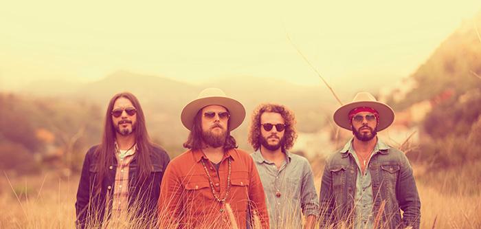 Red Beard presentan el primer tema de su nuevo disco, Dakota
