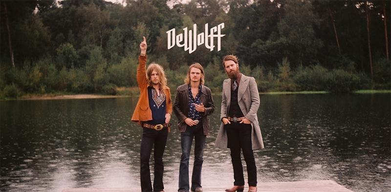Tres versiones de DeWolff
