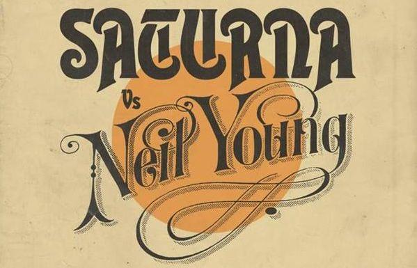 Saturna se meten en la piel de Neil Young