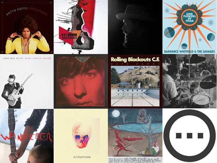 Doce meses en doce discos (y más). 2018