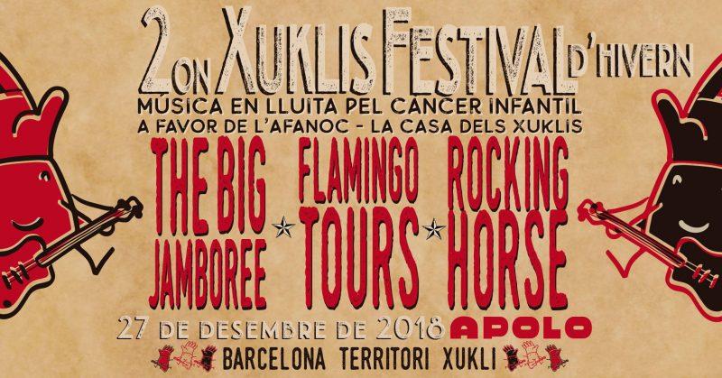 2ón Xuklis Festival / Rock contra el cáncer infantil