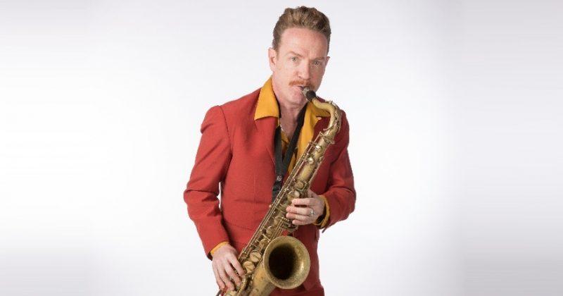Escuchamos un avance del segundo volumen de Los Saxofonistas Salvajes